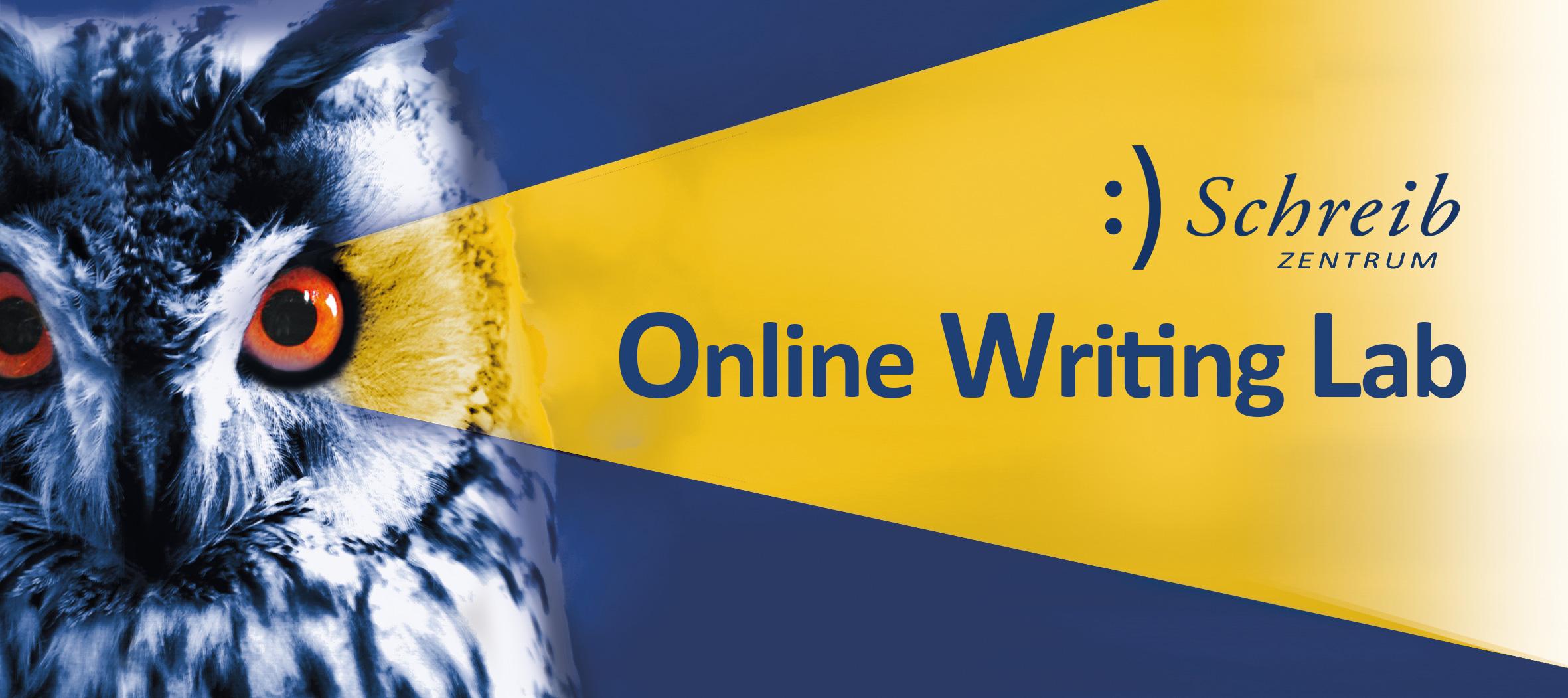 Course Image Online Writing Lab des Schreibzentrums