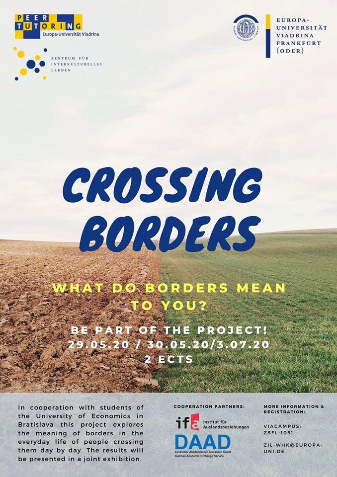 Course Image Grenzüberschreitungen - Crossing Borders